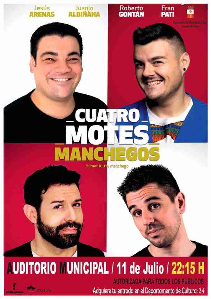 Las noches de julio en Villarrubia de los Ojos con cine, música y humor 4