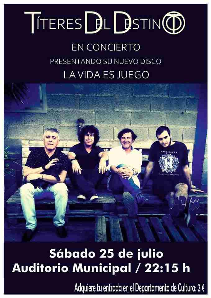 Las noches de julio en Villarrubia de los Ojos con cine, música y humor 1