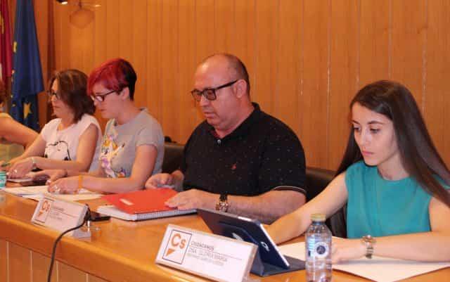 Ciudadanos la Solana sostiene que la situación financiera en el Ayuntamiento es de gran inestabilidad 1