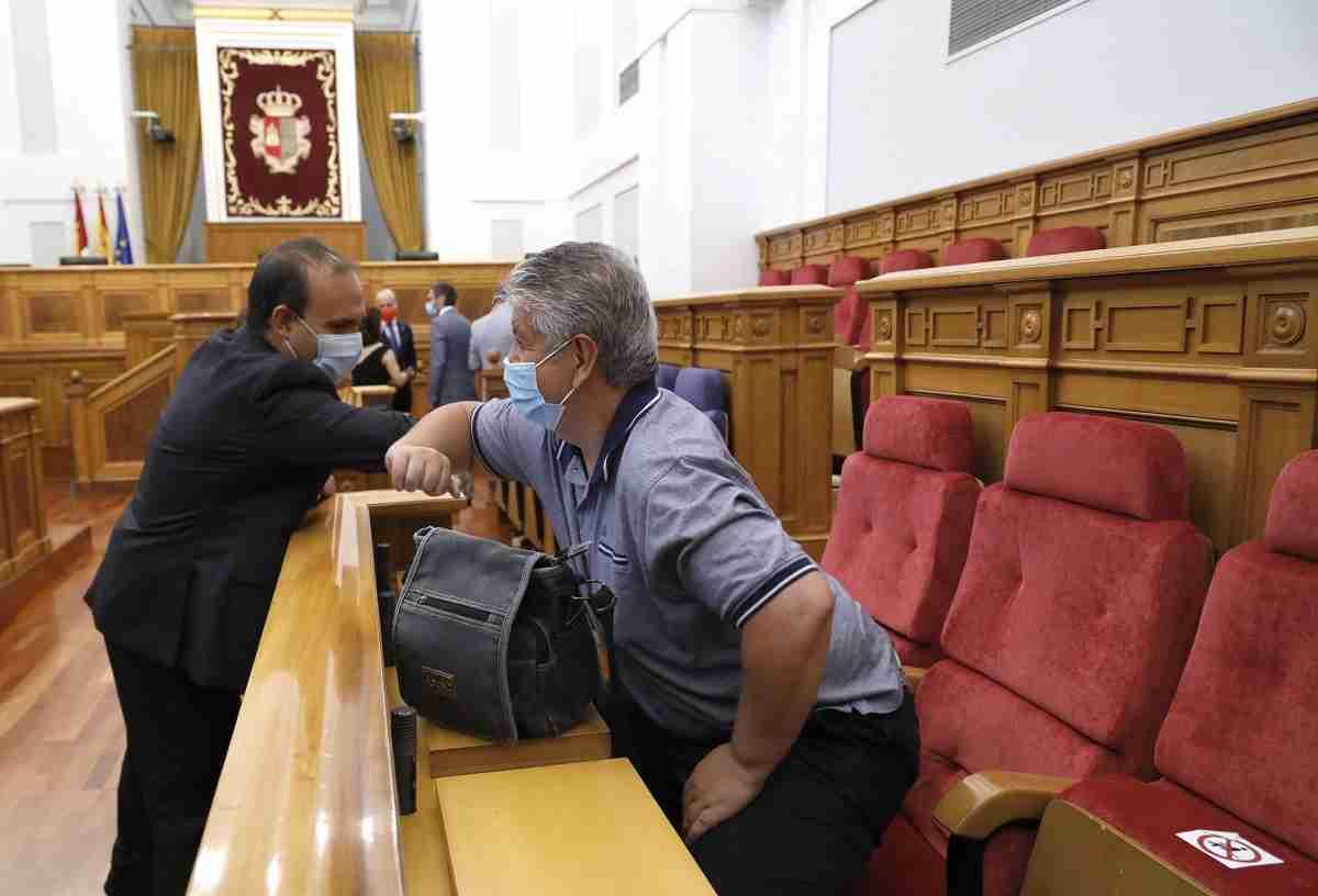 Las Cortes de Castilla-La Mancha avanzan en adaptación a 'lectura fácil' para personas con discapacidad de la normativa autonómica 6