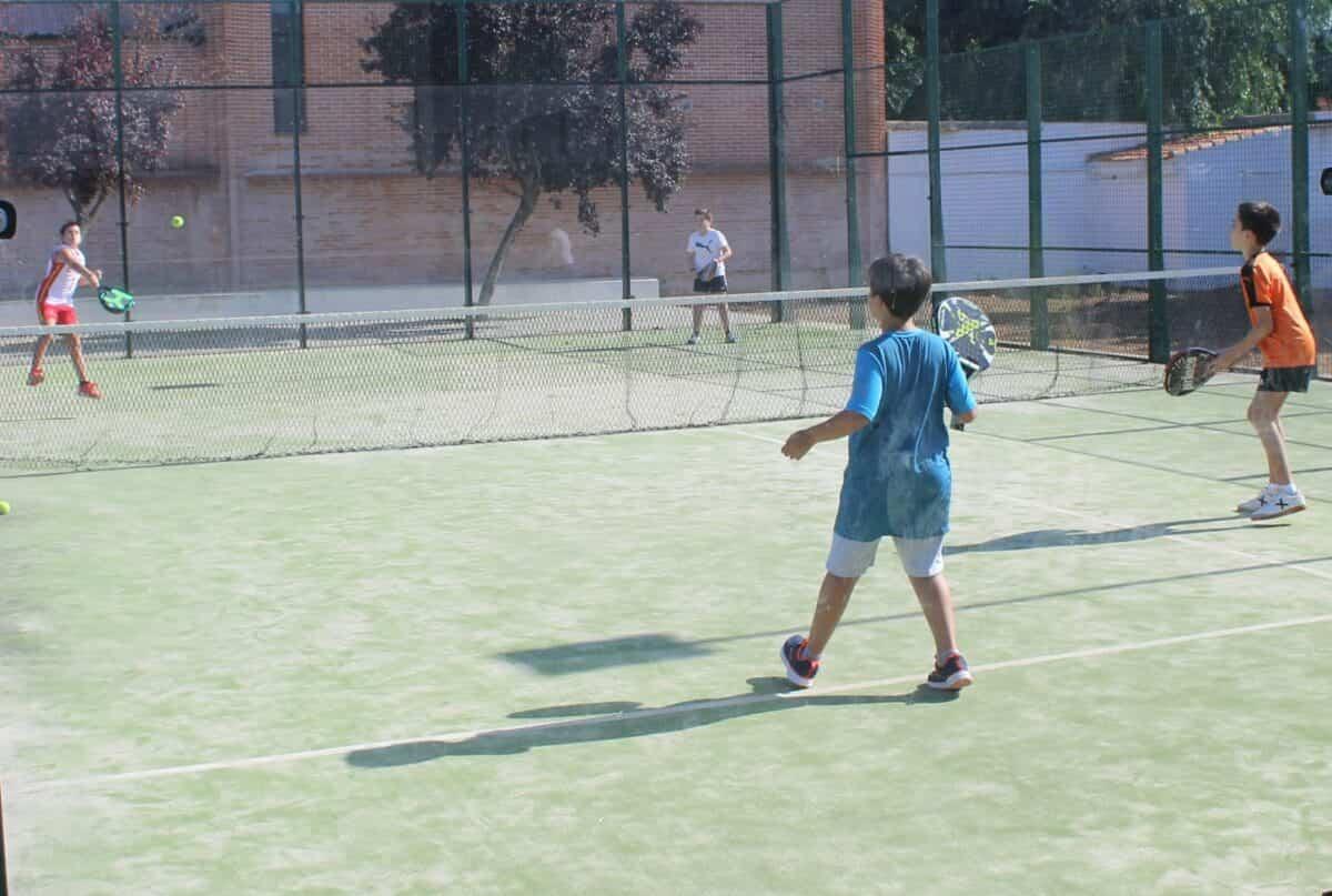 Ligas de verano de Torralba de Calatrava, 50 niños y adolescentes participan 1