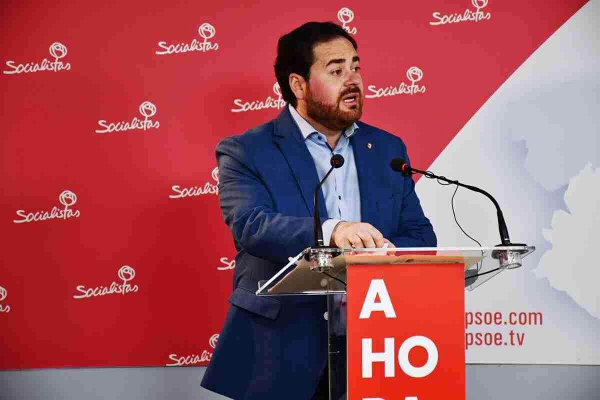 Pablo Camacho sostuvo que al PP no le gustan las medidas del Gobierno de C-LM porque no se basan en el deterioro de servicios públicos, despidos y recortes 1