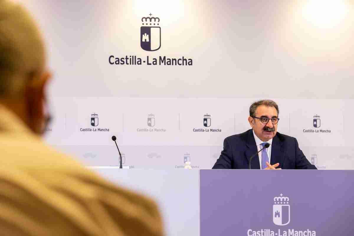 consejero informa modificaciones decreto nueva normalidad