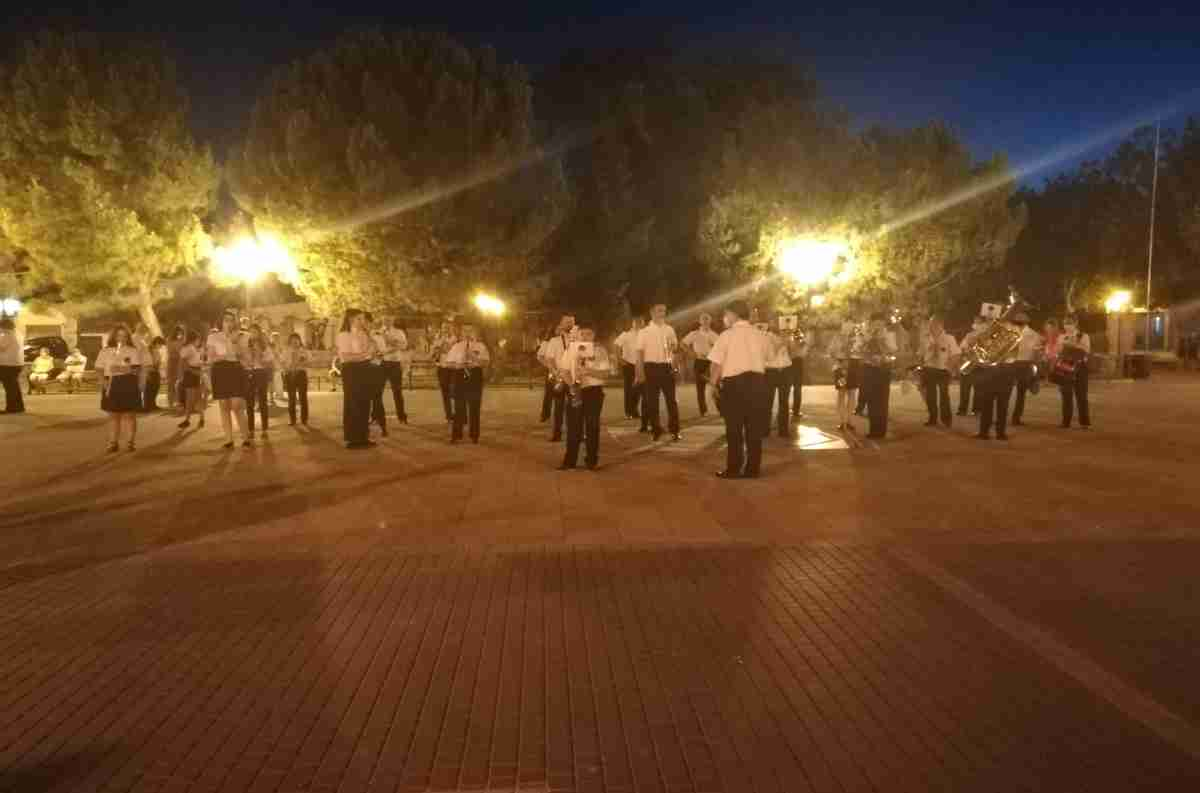 pasacalles union musical quintanarena