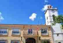 reparacion tejado casa consistorial ayuntamiento villarta de san juan