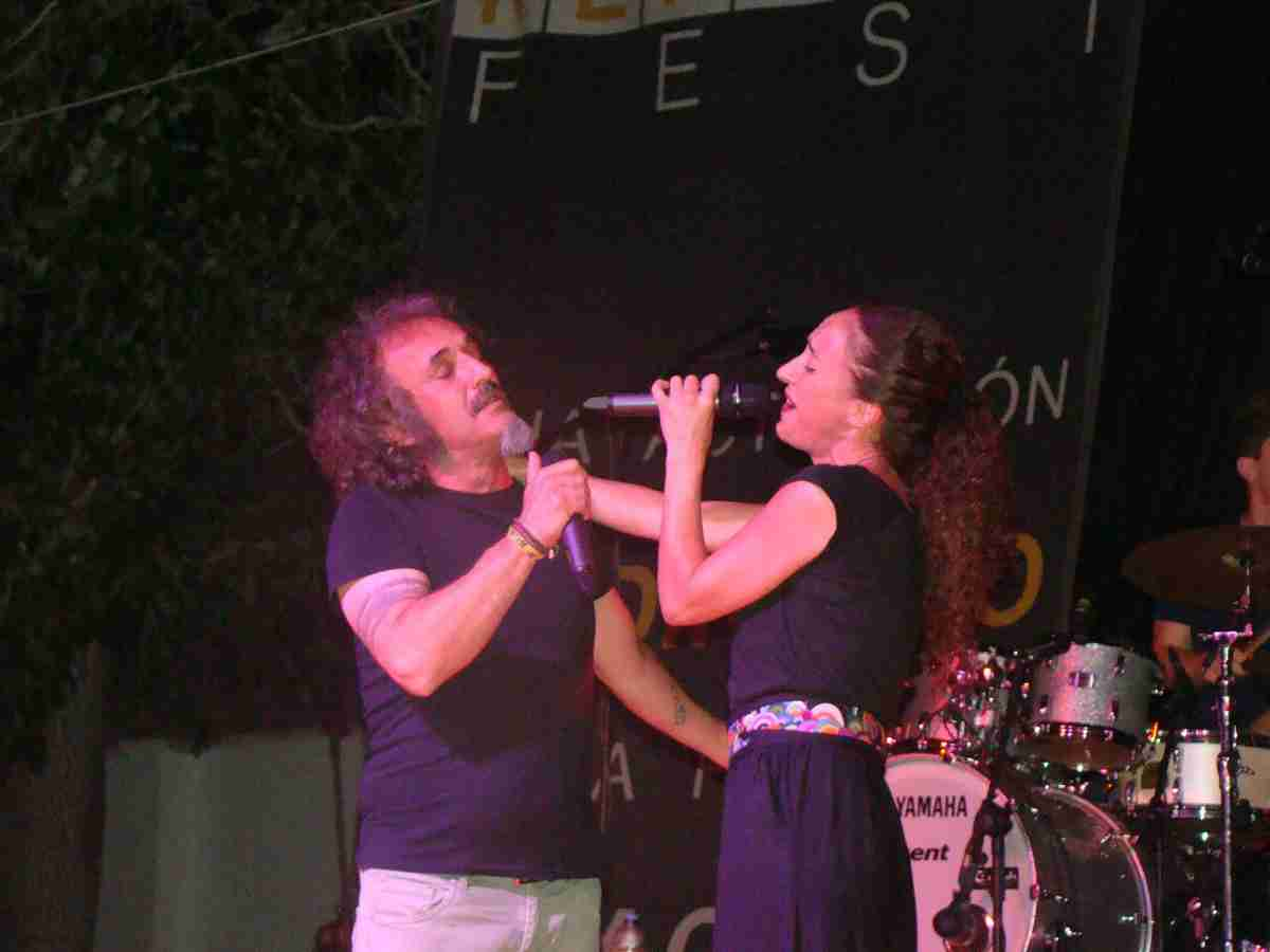 El Réplica de Ana Belén y Víctor Manuel no defrauda y conquista al público 3