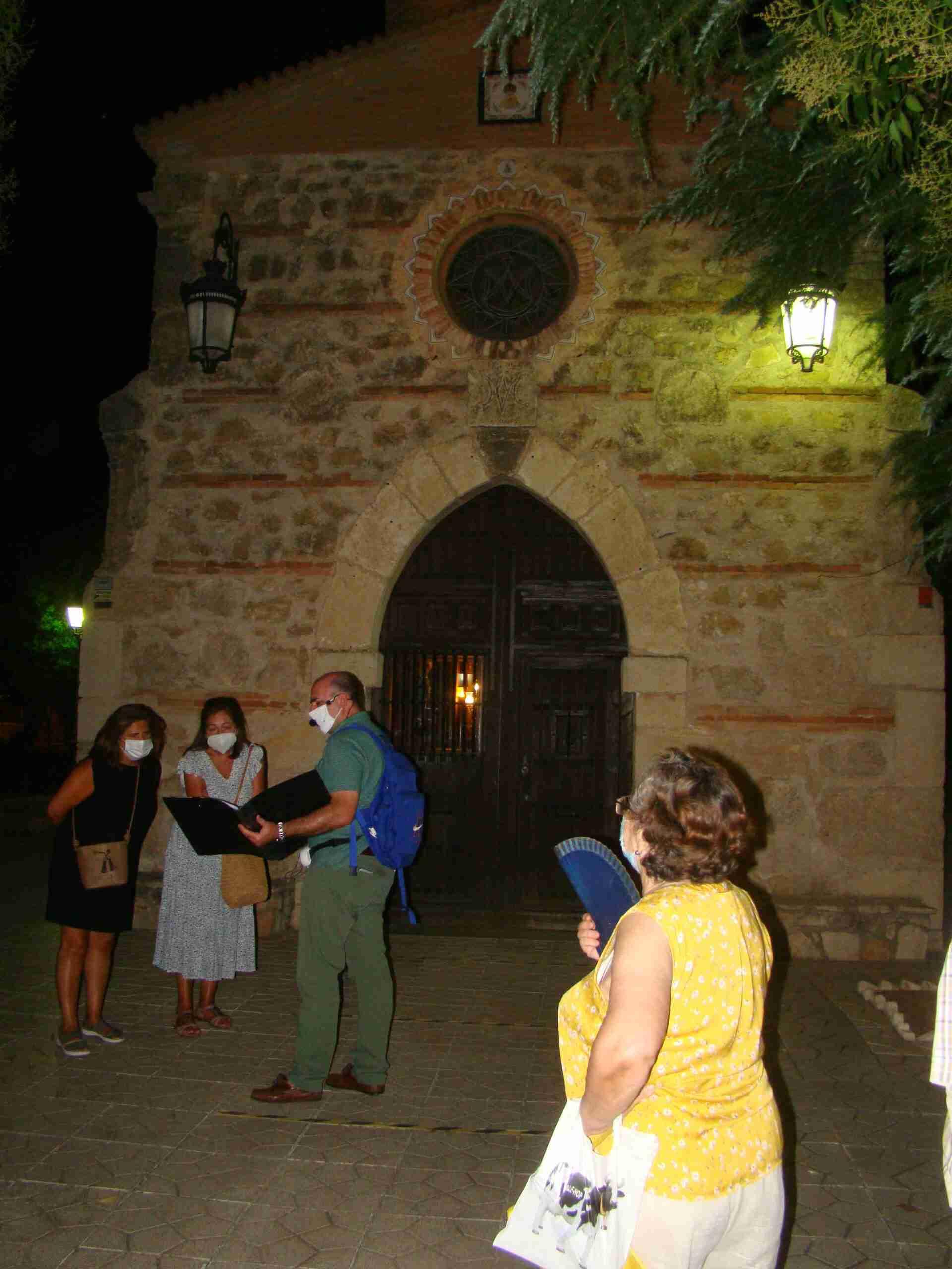La II Ruta de las Ermitas recorre la de San Sebastián, San Antón y la de Extramuros 9
