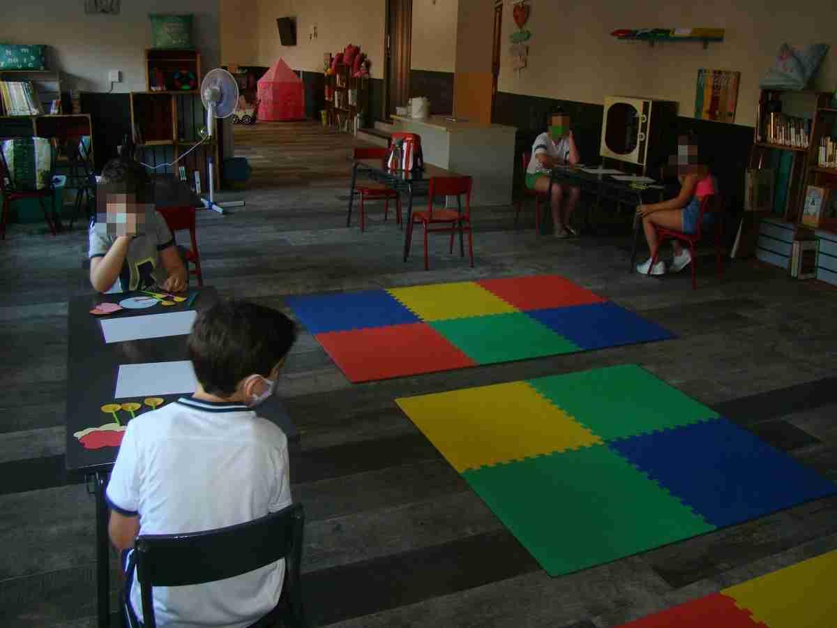 La Ludoteca Colorín Colorado realiza un taller para enseñar a gestionar las emociones 3