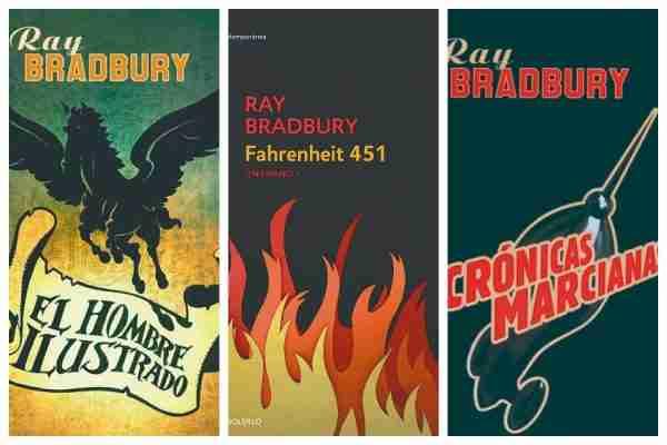 Libros Bradbury