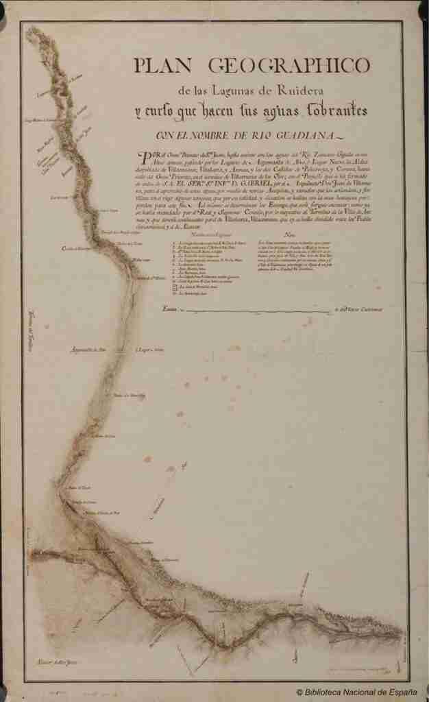 Ruidera, el Guadiana Alto y el Canal del Gran Prior 3