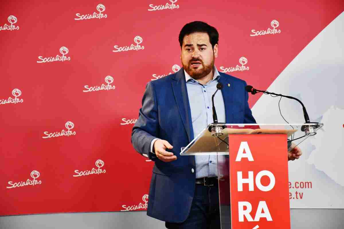 Pablo Camacho reconoció al Gobierno regional como ejemplo de compromiso con ayuntamientos, especialmente con los más pequeños 1