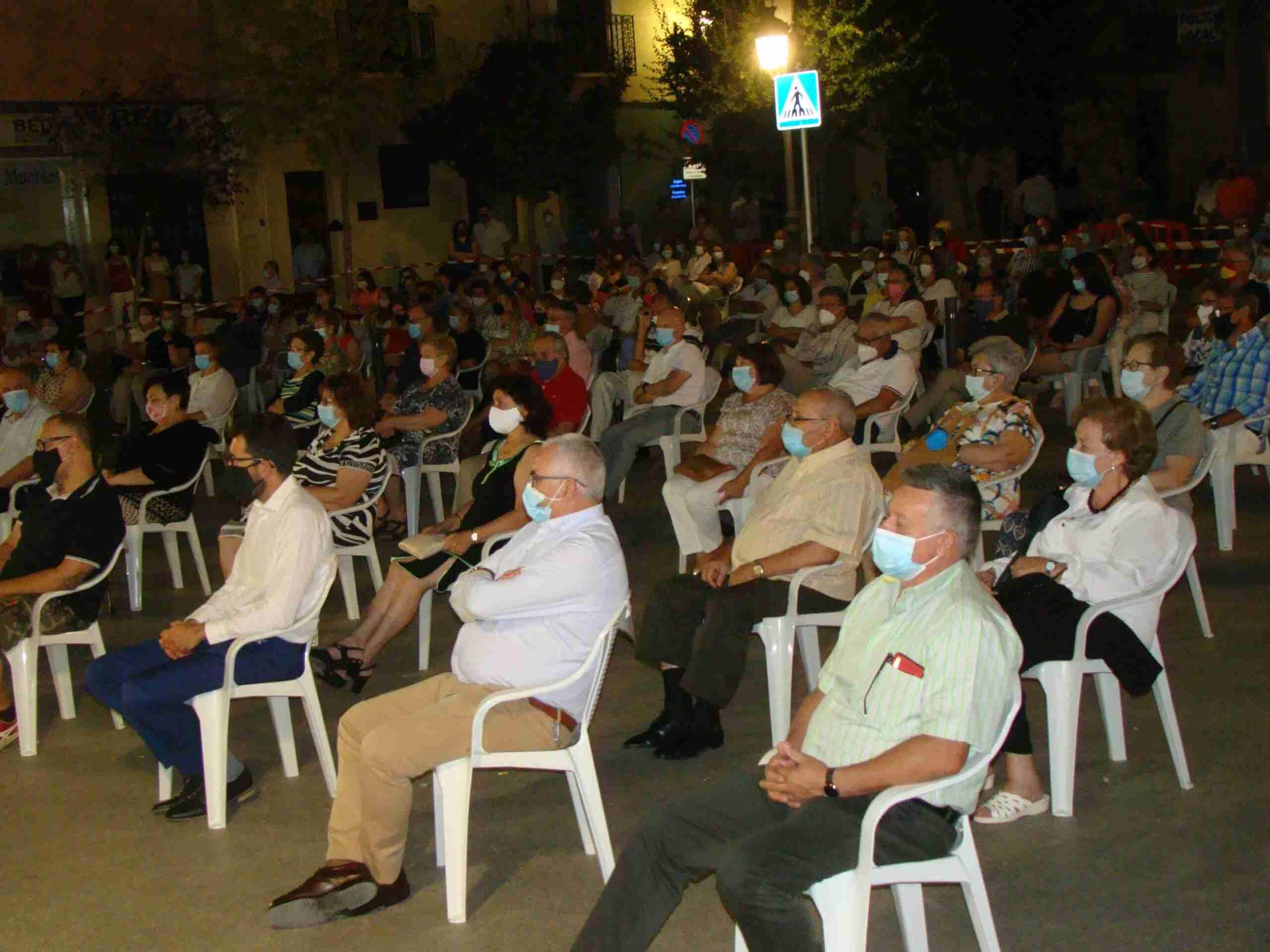 La Banda Sinfónica Municipal homenajea a las víctimas del Covid-19 con un concierto 7