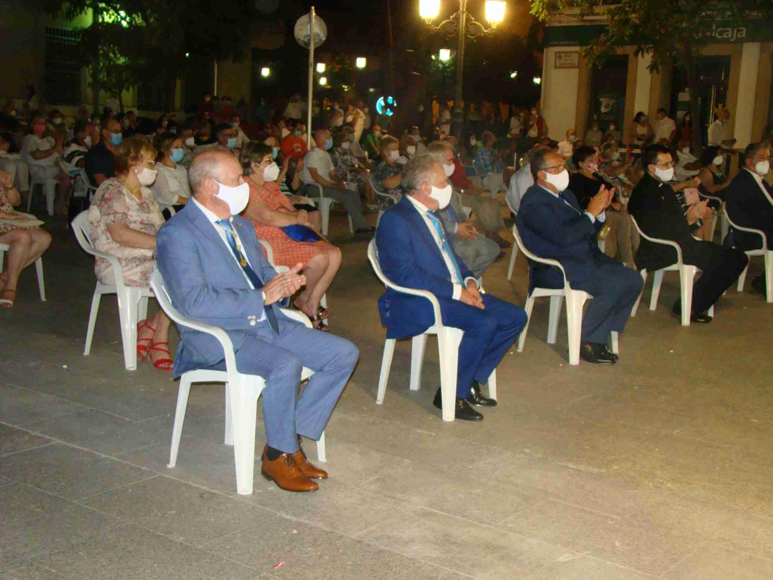 La Banda Sinfónica Municipal homenajea a las víctimas del Covid-19 con un concierto 9