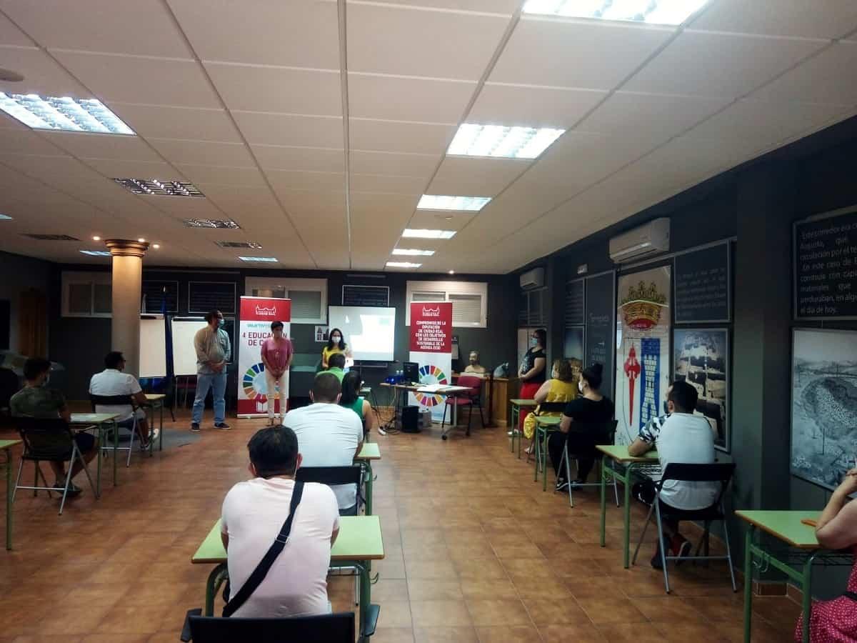 Terrinches y la Diputación ofrecen formación profesional a 15 desempleados de la localidad 5