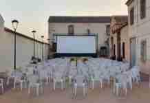 estreno en el VII Festival Internacional de Cine de Calzada de Calatrava