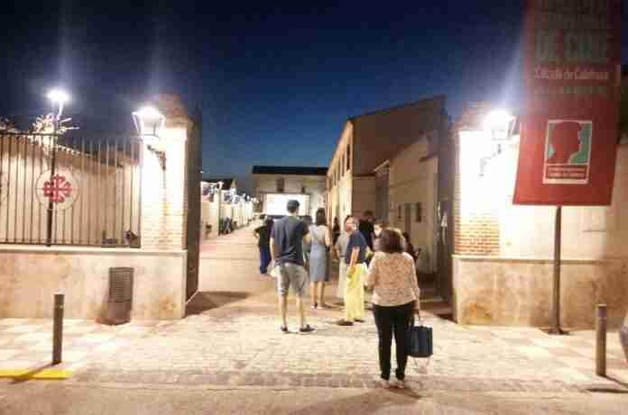 festival de cine de calzada de calatrava castilla la mancha