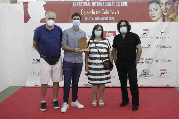 gala de clausura festival de cine calzada de calatrava