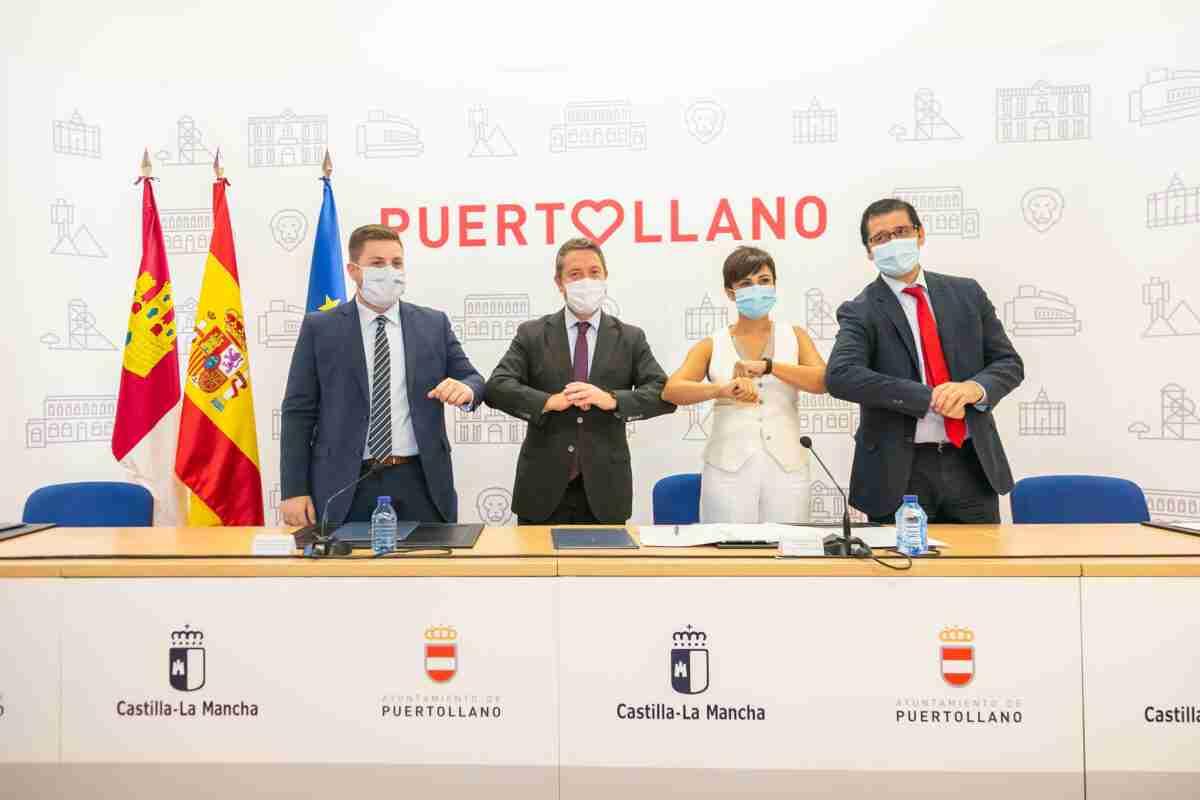 Antes de fin de año el Gobierno regional prevé la licitación de obras para el nuevo hospital de Puertollano 1