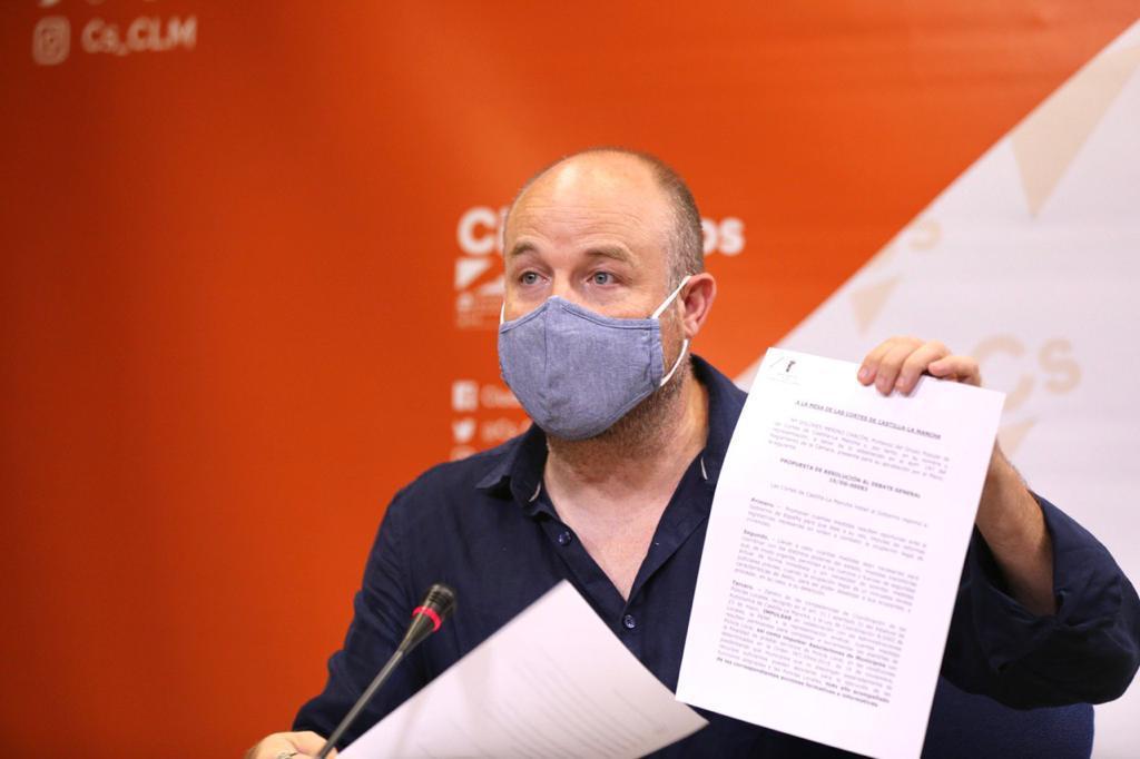 Ciudadanos denunció la incoherencia de PP y PSOE acerca del problema de la ocupación 1