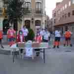 Pasacalle solidario en Quintanar de la Orden en beneficio de la Cruz Roja 7