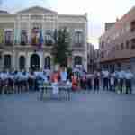 Pasacalle solidario en Quintanar de la Orden en beneficio de la Cruz Roja 6
