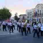 Pasacalle solidario en Quintanar de la Orden en beneficio de la Cruz Roja 2