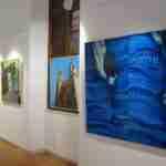 Inaugurada la exposición del XXIX Premio de Pintura Antonio Arnau en La Ermitilla en Quintanar de la Orden 5