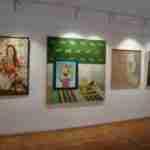 Inaugurada la exposición del XXIX Premio de Pintura Antonio Arnau en La Ermitilla en Quintanar de la Orden 4