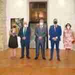 Inaugurada la exposición del XXIX Premio de Pintura Antonio Arnau en La Ermitilla en Quintanar de la Orden 2