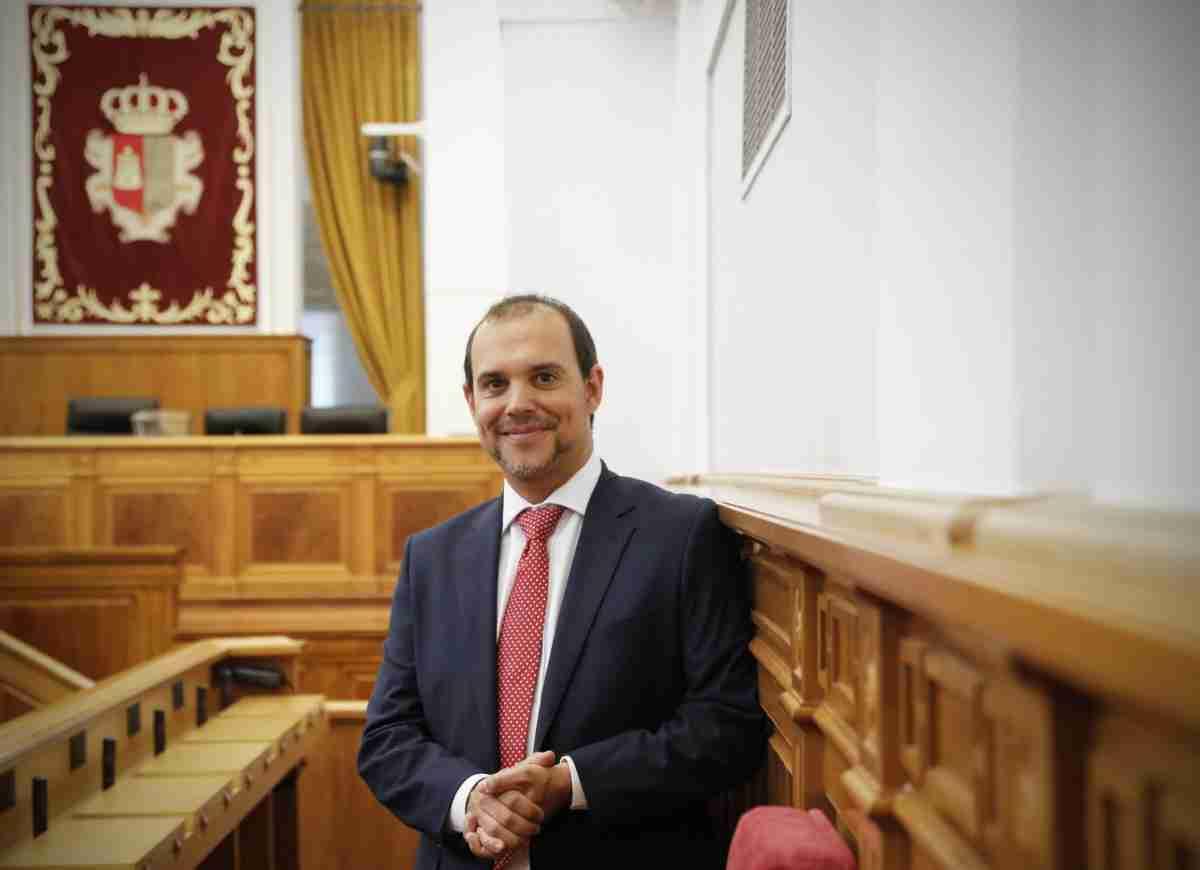 presidente cortes clm aniversario estatuto autonomia