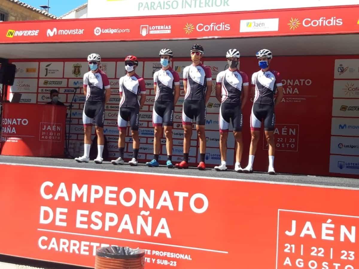 seleccion castellanomanchega ciclismo