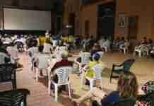 sesiones paralelas festival de cine de calzada