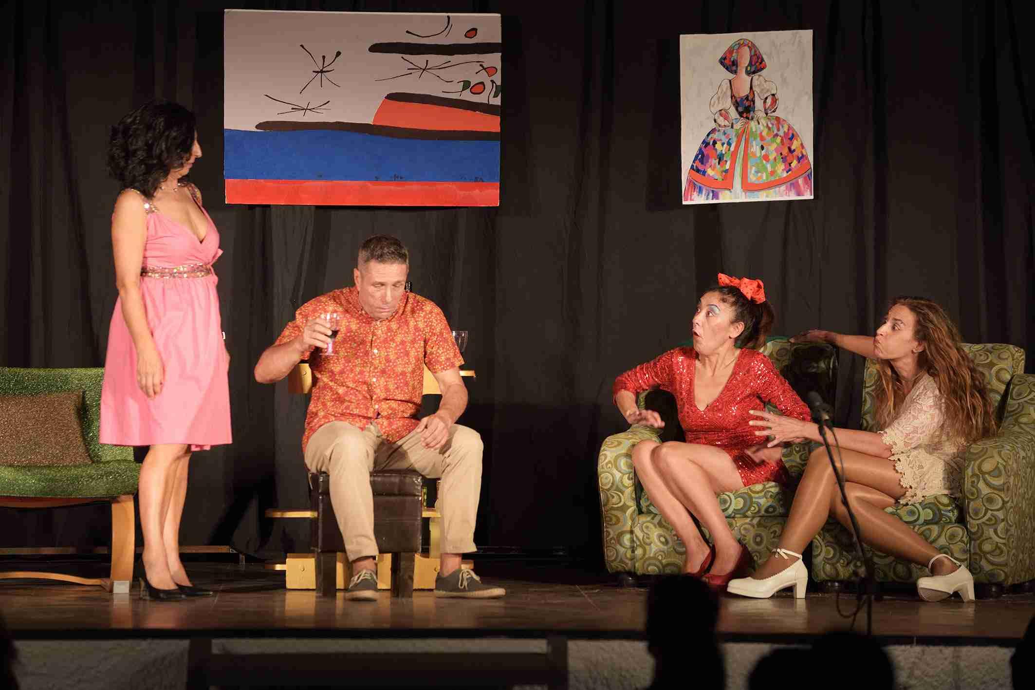 Argamasilla de Alba recupera la actividad teatral 4