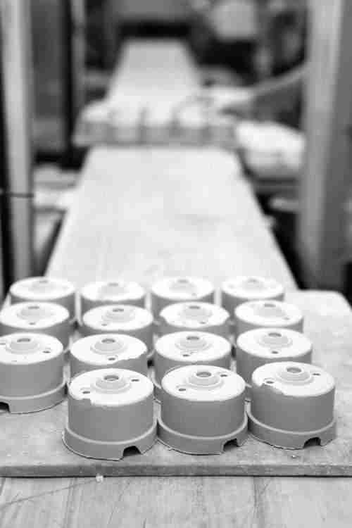 FONTINI nos muestra el proceso de fabricación de su porcelana 7