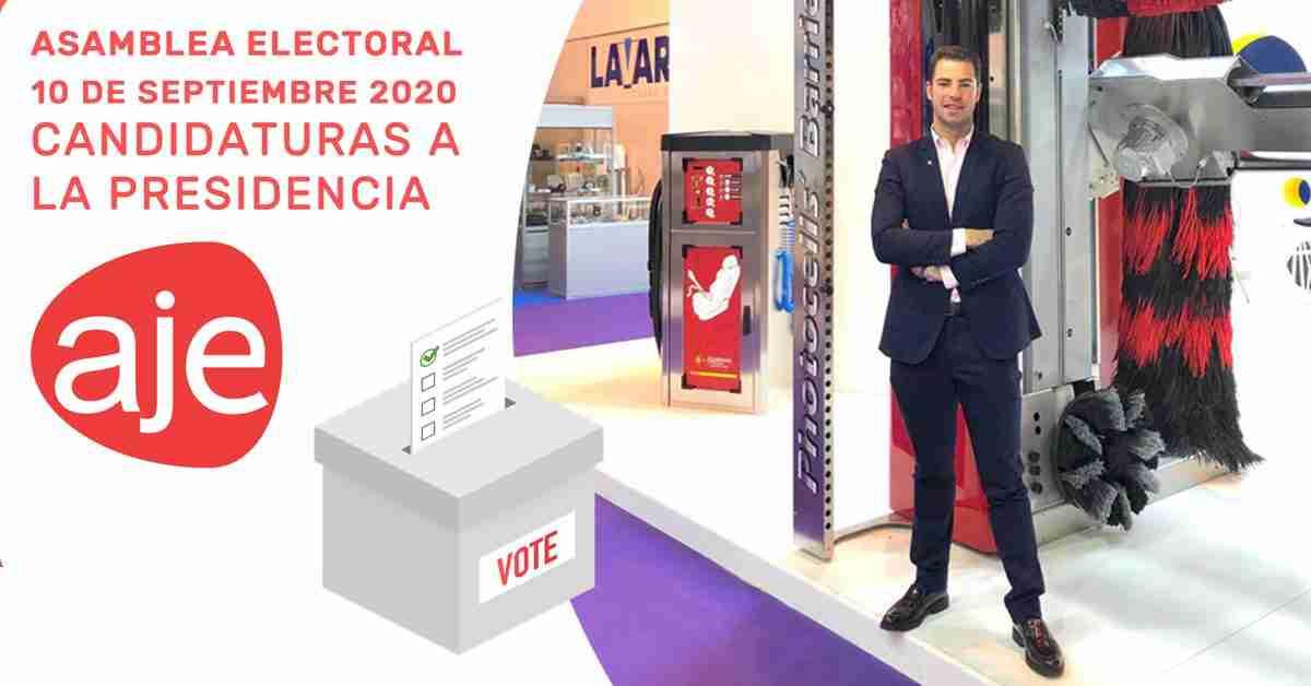 David Ballesteros Mora fue elegido presidente de AJE Ciudad Real 2