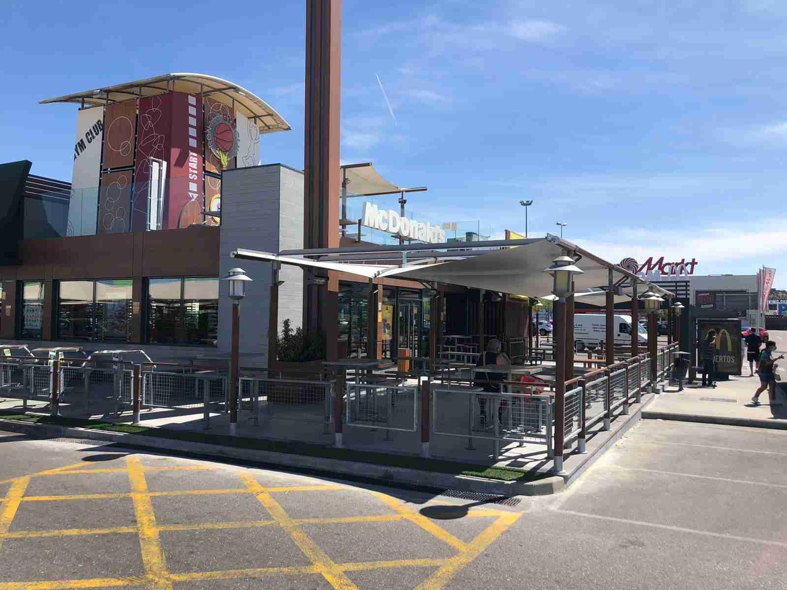 """McDonald's se renueva en CLM estrenando su sistema """"Dual Line"""" de McAuto en Toledo 5"""