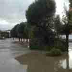 Calzada de Calatrava recupera poco a poco la normalidad tras las inundaciones sufridas por las intensas lluvias del pasado viernes 4