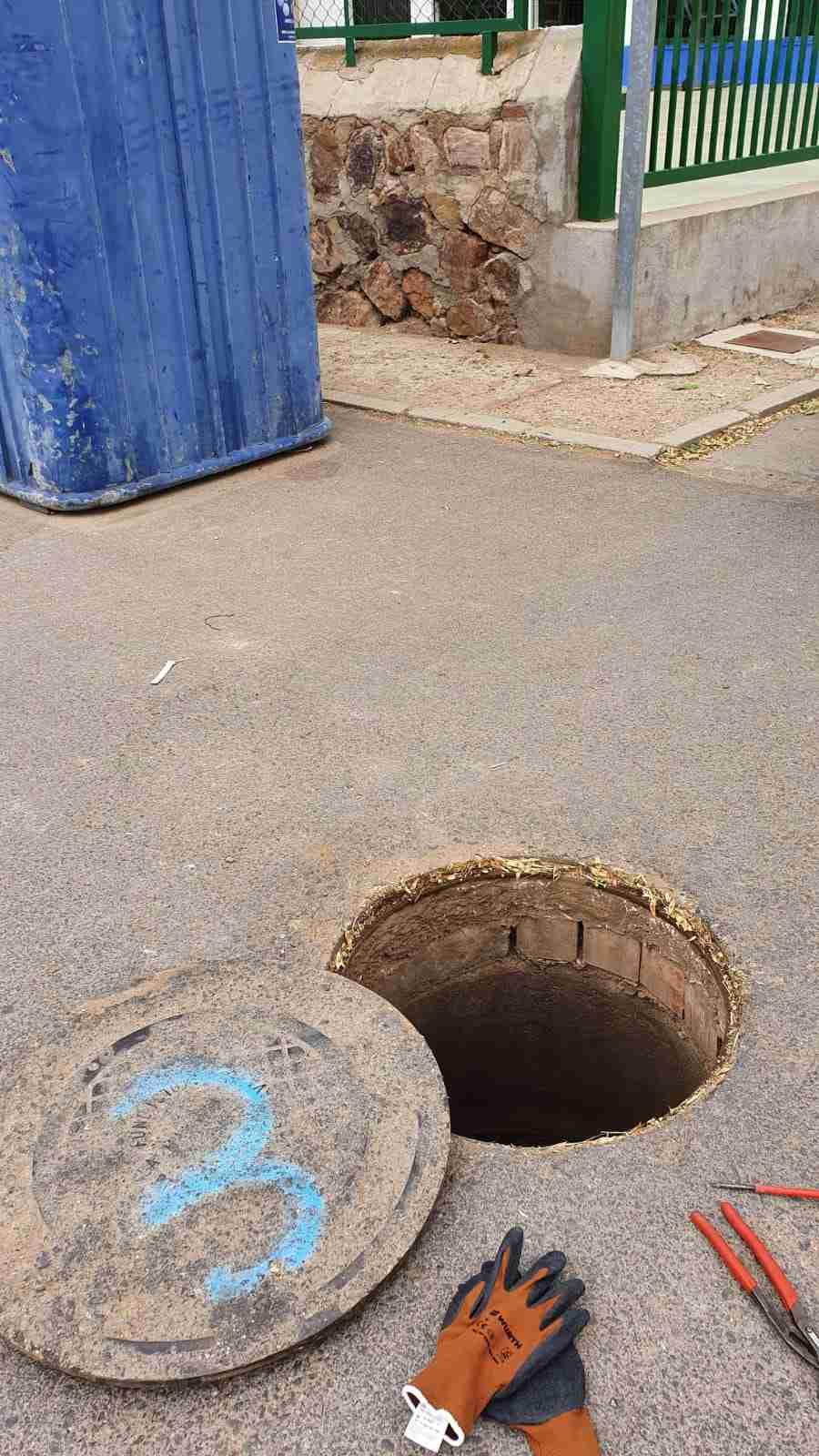 Ayuntamiento de Granátula instaló válculas de gestión de agua potable en todo el pueblo 1