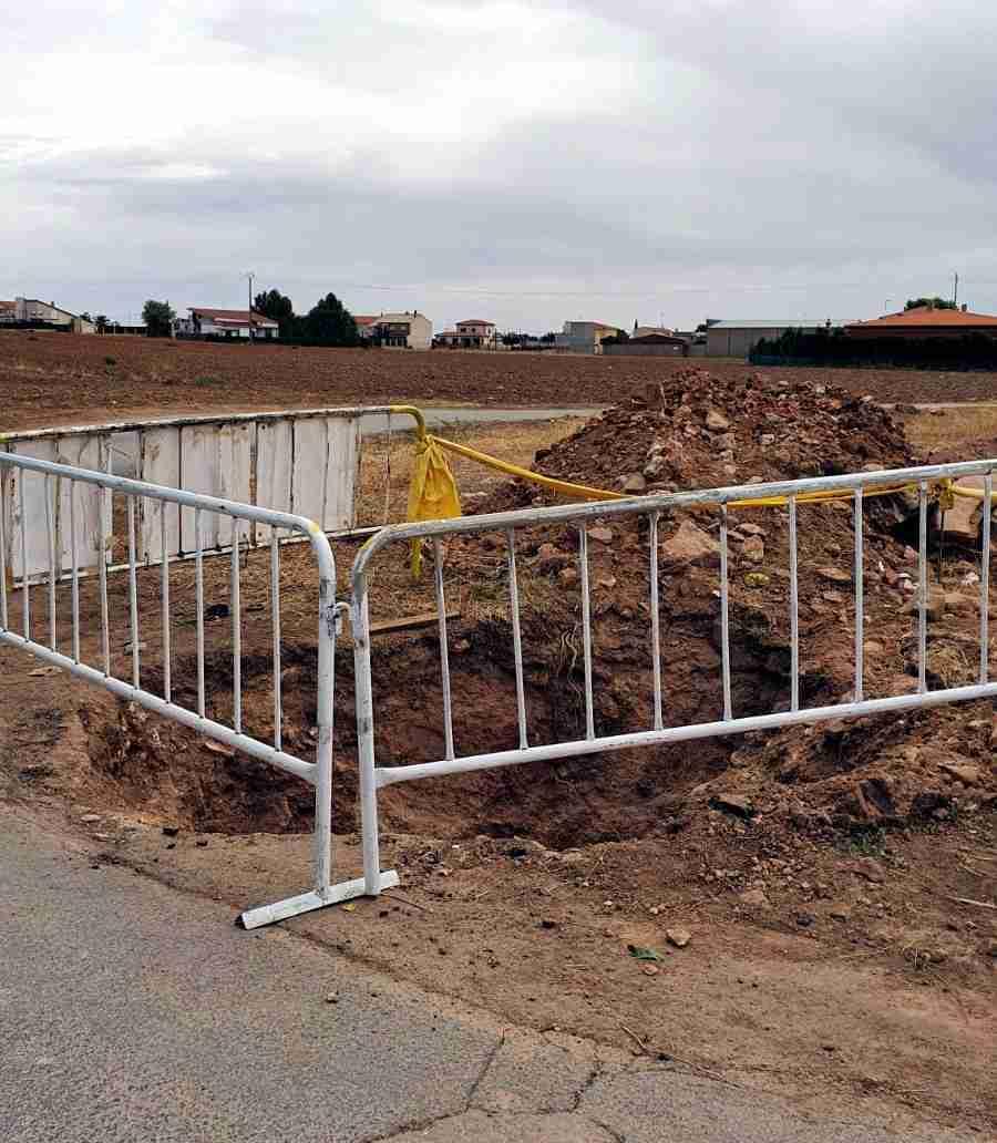 Ayuntamiento de Granátula instaló válculas de gestión de agua potable en todo el pueblo 5