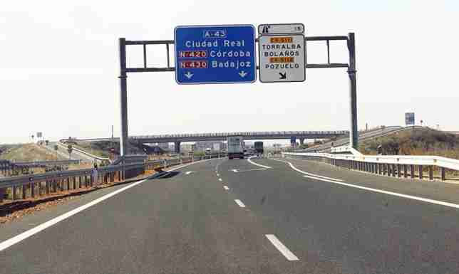 PSOE lamenta el rechazo del PP en relación a la continuidad de la Autovía A-43 por Puertollano 1