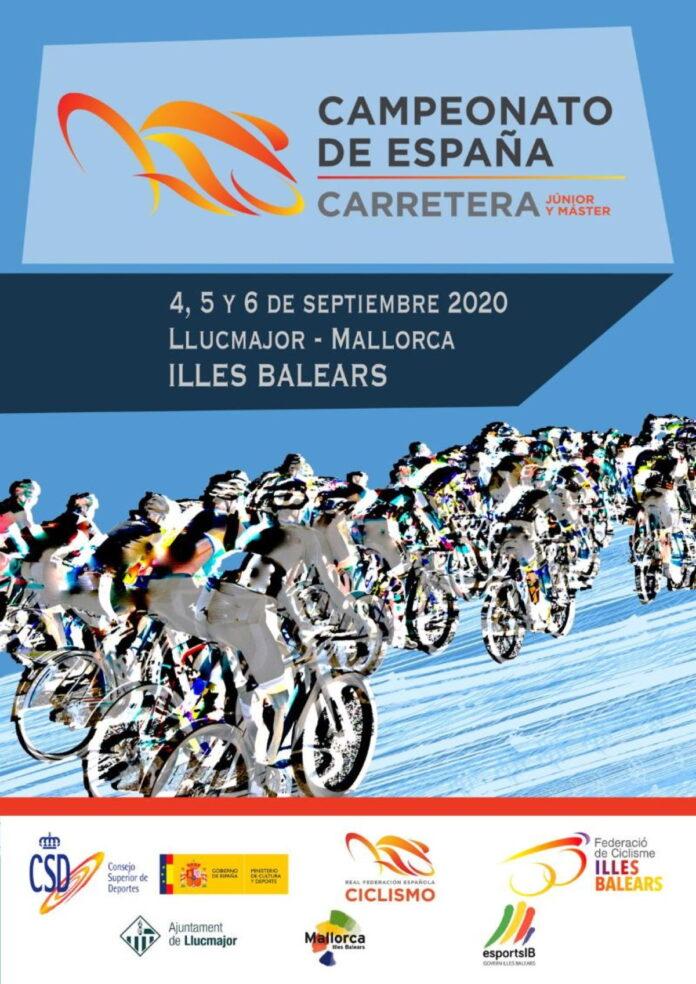 campeonato de espana de ciclismo carretera junior