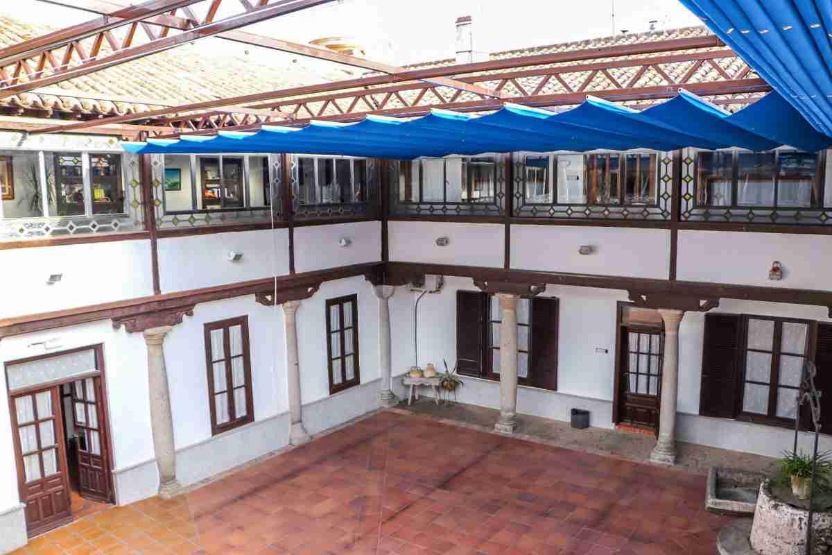 centro cultural casa de la marquesa escuela municipal de idiomas almodovar del campo
