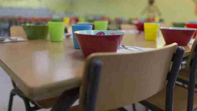 Comedores escolares y los protocolos imposibles para cocinar y cuidar a los niños sin ampliación de plantillas 1