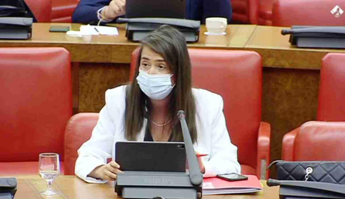 """Cristina López sobre el mayor apoyo al comercio en las provincias: hay que """"aprobar los PGE"""" 4"""