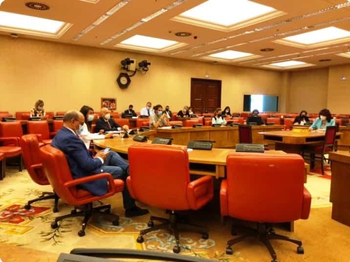 """Cristina López sobre el mayor apoyo al comercio en las provincias: hay que """"aprobar los PGE"""" 1"""