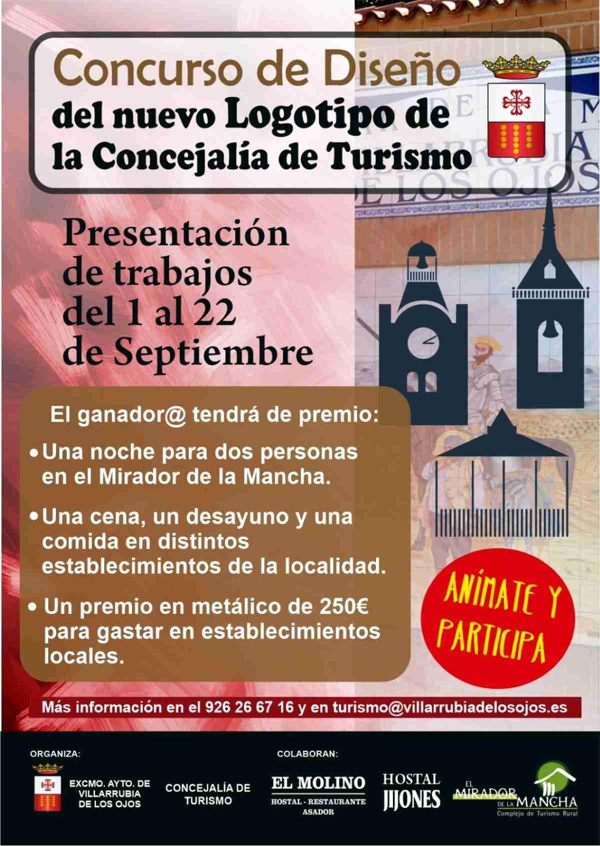 concurso logo turistico villarrubia