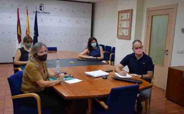 El Gobierno regional trabaja para adaptar el desarrollo del proyecto Redera+ al contexto COVID-19 1