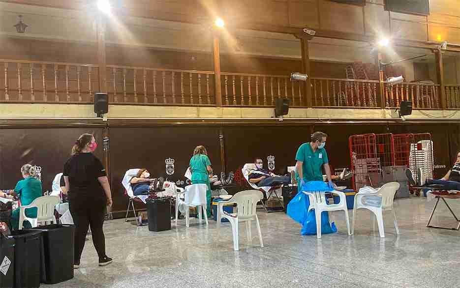 Creció el número de nuevos donantes de sangre en Argamasilla de Calatrava 1
