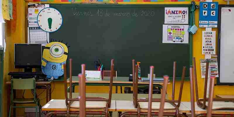 ANPE le exige a la consejería de educación que el profesorado interino se incorpore inmediatamente a los centros educativos 1