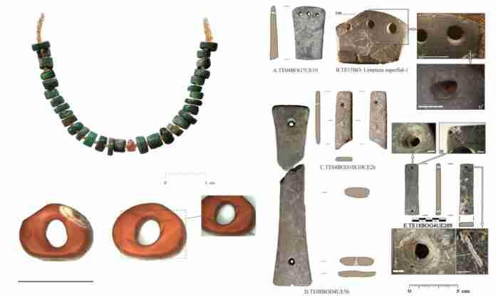 estudios arqueologicos bonete terrinches